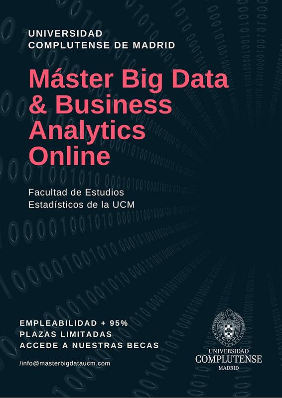 master big data online ucm